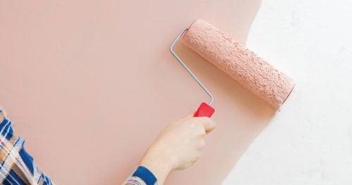 Фарбування стін за низької температури