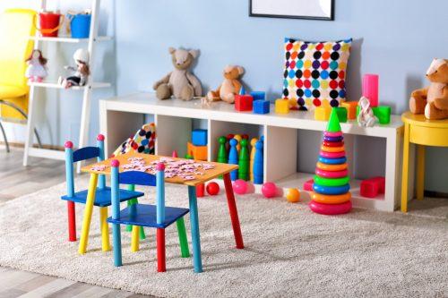 Кімната для маленьких бешкетників