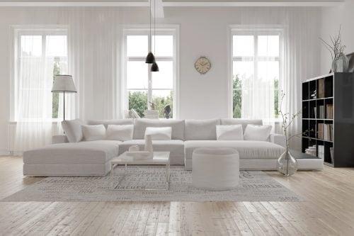 50 відтінків білого у Вашому інтер'єрі