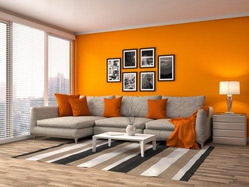 В одному кольорі – помаранчовий!