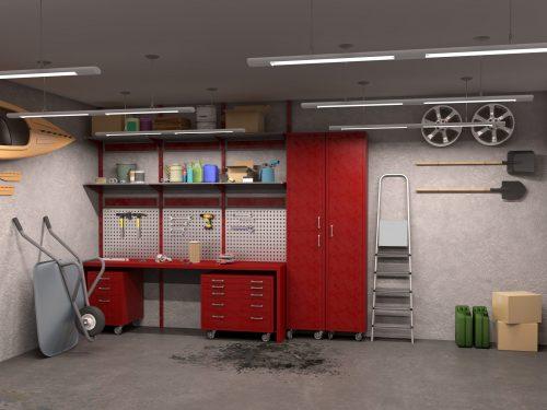 Як облаштувати гараж?