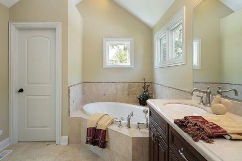 Зонування ванної кімнати: тенденції і поради