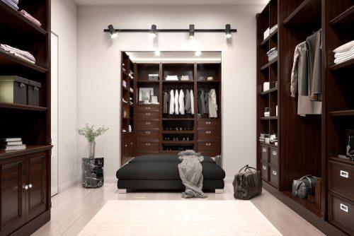 Дизайн гардеробної у деталях