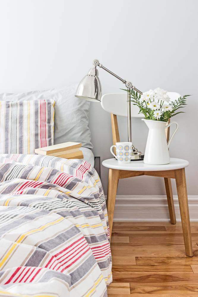 Спальня у скандинавському стилі