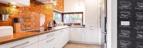 Кутова кухня – найзручний варіант планування