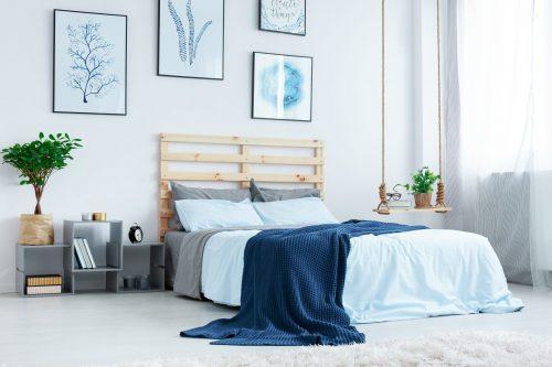 Узголів'я ліжка власноруч: 5 простих ідей