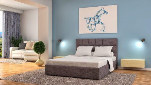 Кольори стін для спальні: ТОП-5 відтінків