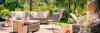 Садові меблі: як вибрати і доглядати