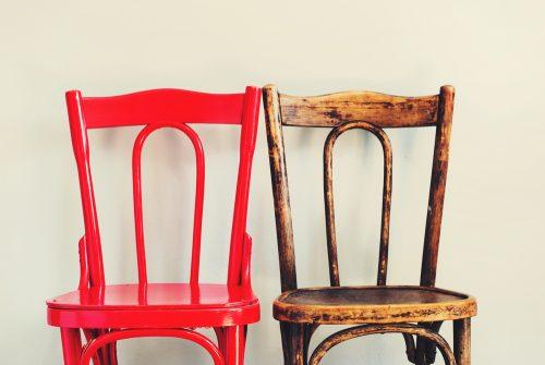 Нове життя старих крісел