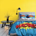 Поки всі вдома: надаємо нових кольорів спальні
