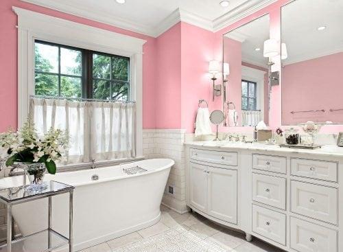 В одному кольорі: рожевий