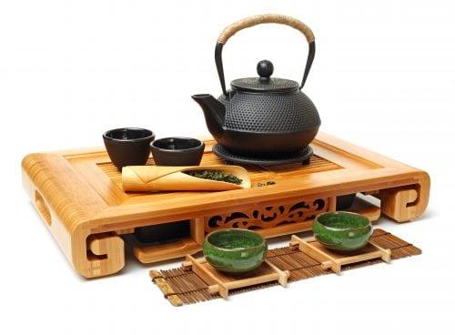 Магія чаювання: виготовлення столика для чайної церемонії