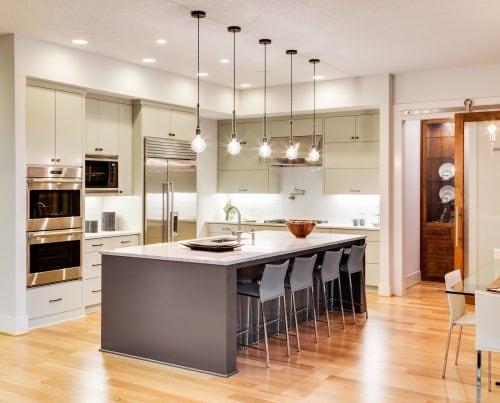 7 правил освітлення в кухні