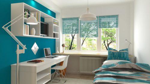 Кімната для підлітка. Все необхідне та нічого зайвого! Кращі варіанти реалізації.