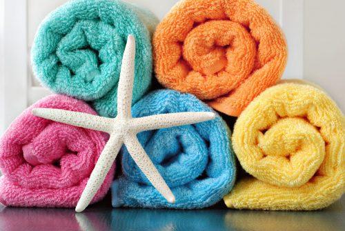 Як зберігати рушники у ванній, щоб це було естетично?