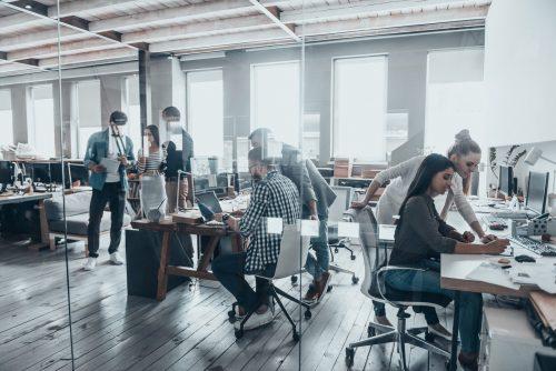 Як в офісі створити сприятливий простір для творчості?