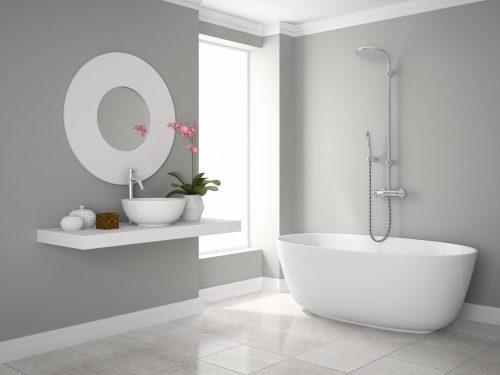 Ремонт у ванній кімнаті – мінімум зусиль!