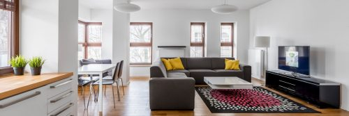 Зонування вітальні: 7 корисних порад