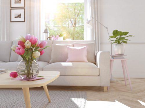 Весна в інтер'єрі: 5 експрес-способів декору