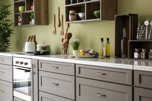 Колір в інтер'єрі кухні: поради щодо вибору