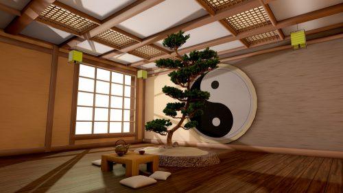 Дизайн інтер'єру в японському стилі: увага на деталі