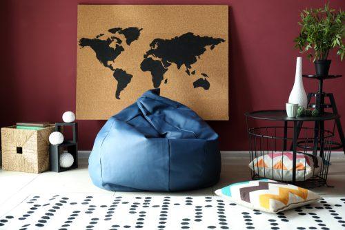 Безкаркасні меблі підкорюють простір